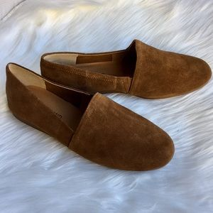 Lucky Brand Brettany Suede Flats